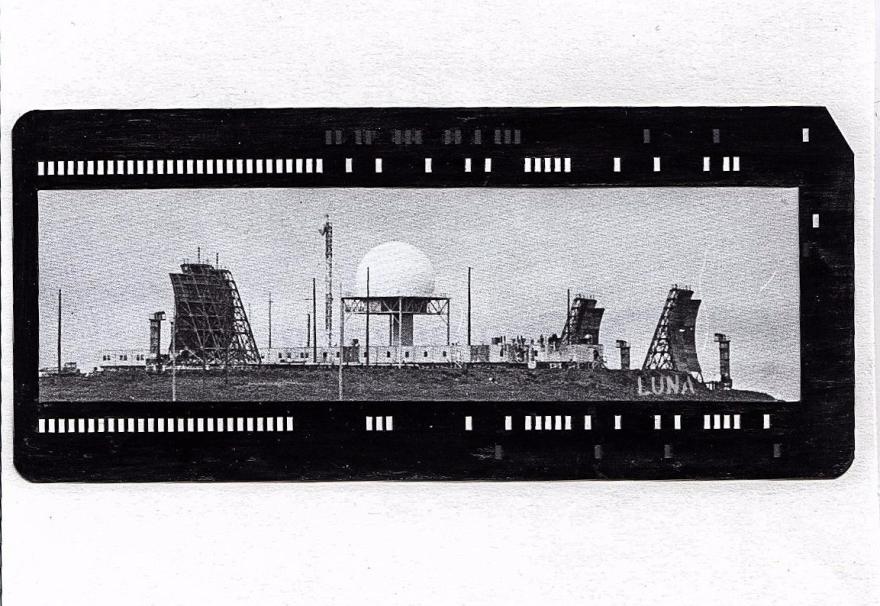 Tuktoyaktuk's DEW Line