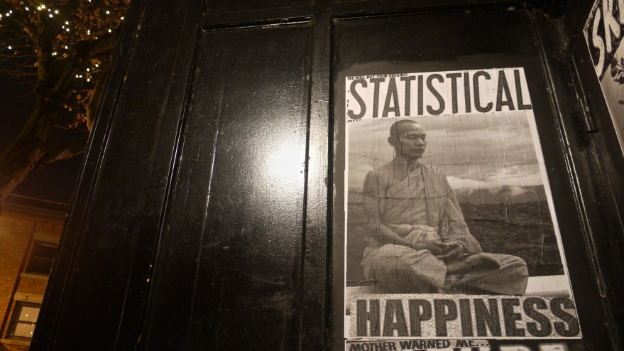 statistical hapiness