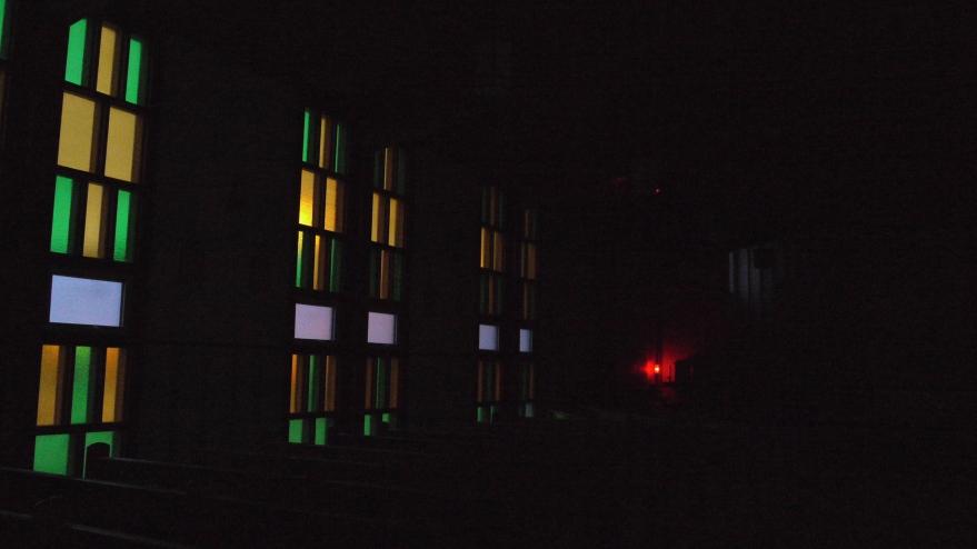 church that night