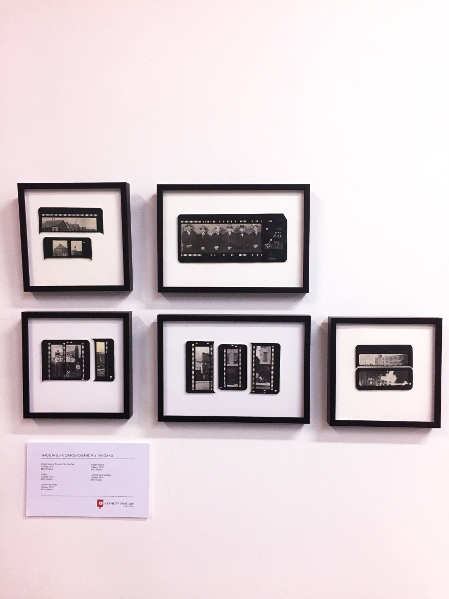 The Gang Series, currently showing at 265 East 2nd Avenue